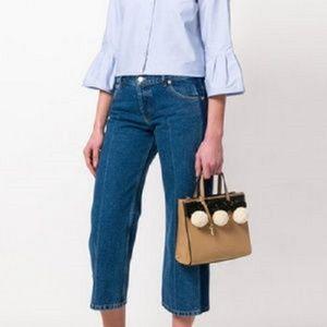 944818e809d0 Marc Jacobs Bags - Marc Jacobs Beads Pom Pom Mini Grind Bag Purse